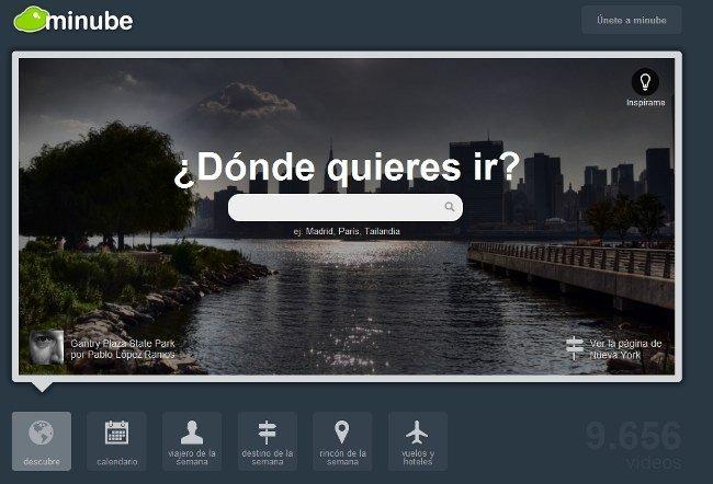 Minube renueva su web y presenta sus nuevas guías de viaje sociales para iPhone