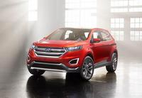Auto Show de Los Ángeles 2013: Ford Edge Concept