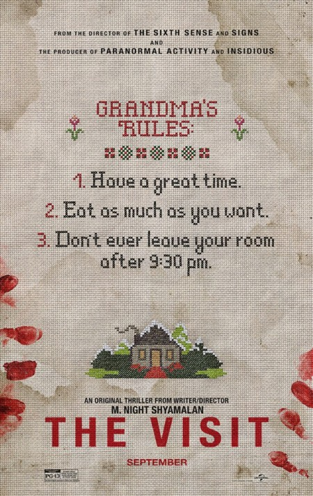 Cartel de La Visita (The Visit)