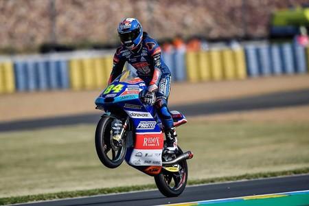 Jakub Kornfeil Gp Francia Moto3 2018