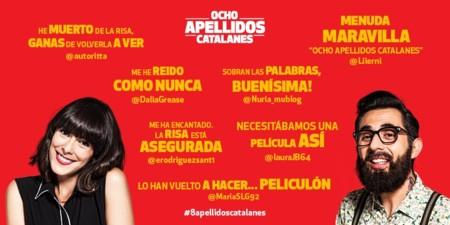 Más opiniones de 8 Apellidos Catalanes