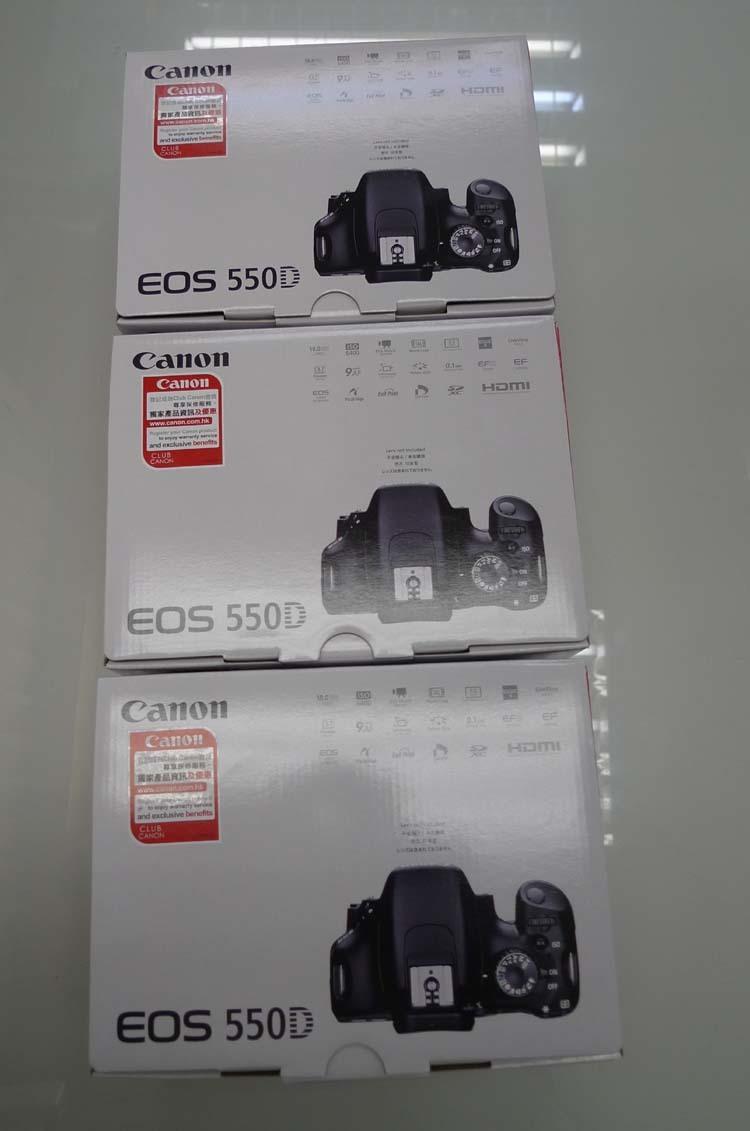 Transformando la Canon 550D en una cámara sin espejo enfocada a la grabación de vídeo