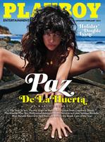 Playboy te trae Paz para 2013, Paz de la Huerta, claro
