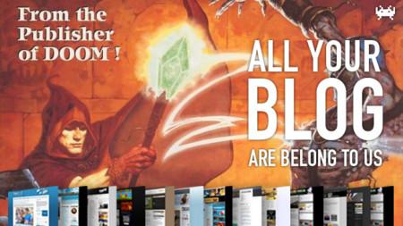 Dedicarse a los muñequitos, el paso del tiempo y las rebeliones. All Your Blog Are Belong To Us (CCCV)