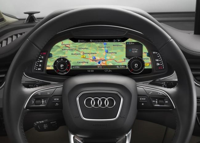Mapas Alta Resolucion Audi
