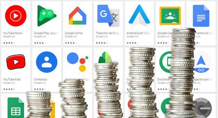 Los fabricantes deberán pagar una licencia para incluir las apps de Google en Europa