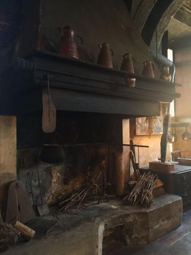 ¿Sabes cómo eran las cocinas hace 200 años?
