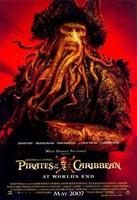 Nuevo poster de 'Piratas del Caribe: En el Fin del Mundo'