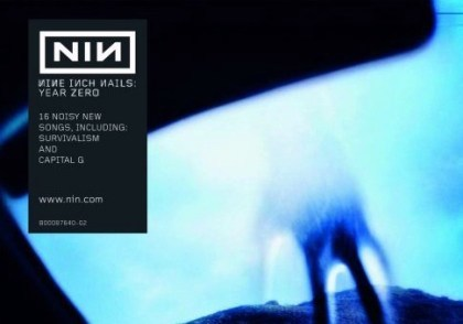El disco Year Zero, de NIN, podría ser una serie de televisión