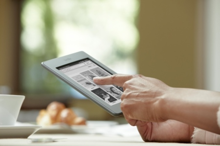 Kindle Touch: diferencias entre modelos