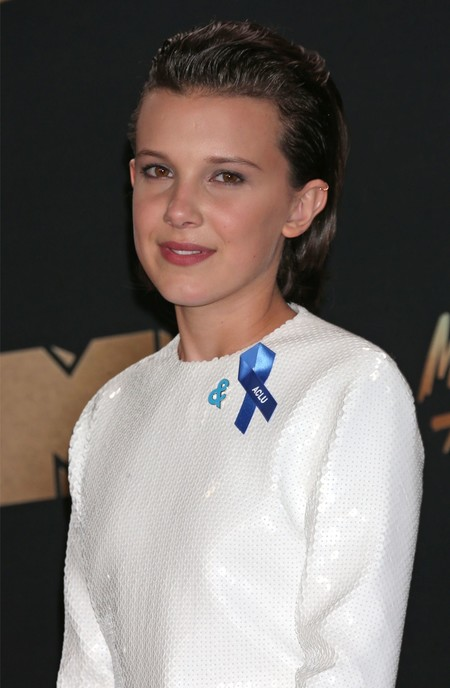 Millie Bobby Brown Peinados 12