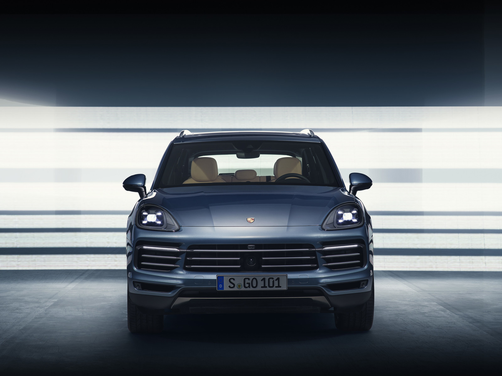 Foto de Porsche Cayenne 2018 (9/39)
