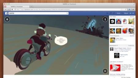 El contenido animado de NARR8 aterriza en la web vía Facebook