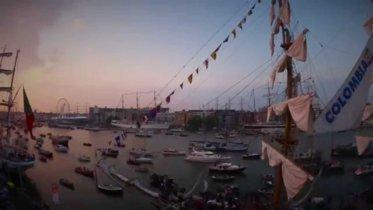Time-lapse del Sail Amsterdam, el mayor evento náutico del mundo