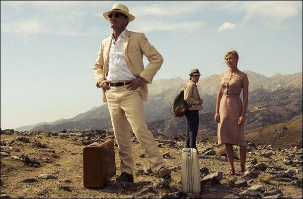 La primera foto oficial de The Two Faces Of January