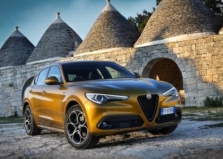 Alfa Romeo Stelvio 2020 1600