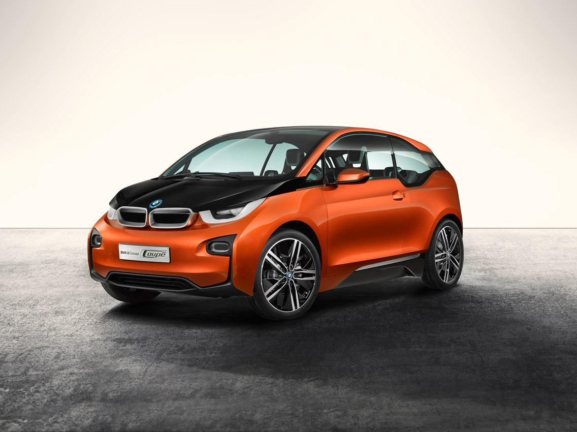 Foto de BMW i3 Concept Coupé (1/25)