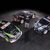 Oportunidades que no se ven todos los diás, Ken Block pone a la venta tres de sus autos utilizados en Gymkhana