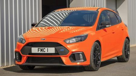 ¡Dame más! El Ford Focus RS Heritage Edition se despide con más potencia, pero sólo en Inglaterra