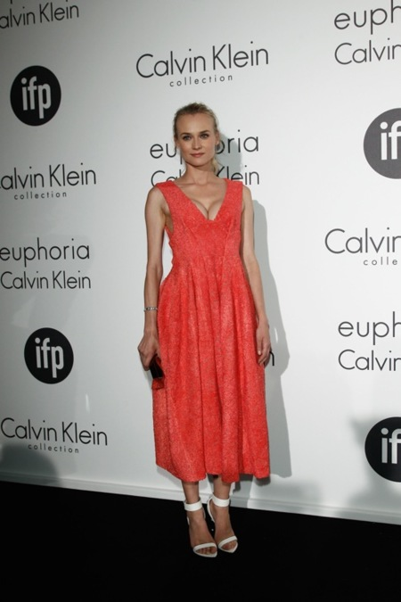 Fiesta Calvin Klein Collection Cannes 2012