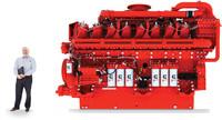 Este motor Diesel asustaría a cualquiera