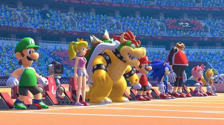 Hemos jugado a Mario & Sonic en los Juegos Olímpicos: Tokio 2020: practicando deportes con uno de esos juegos que se convierten en el alma de la fiesta