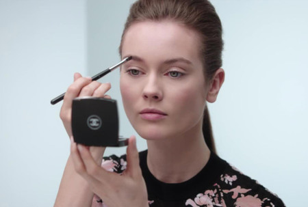 Las cejas, protagonistas absolutas de la Collection Yeux 2016 de Chanel