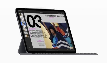 El iPad Pro de 1 TB tiene 6 GB de RAM, el resto tienen 4 GB: una cuestión de compatibilidad