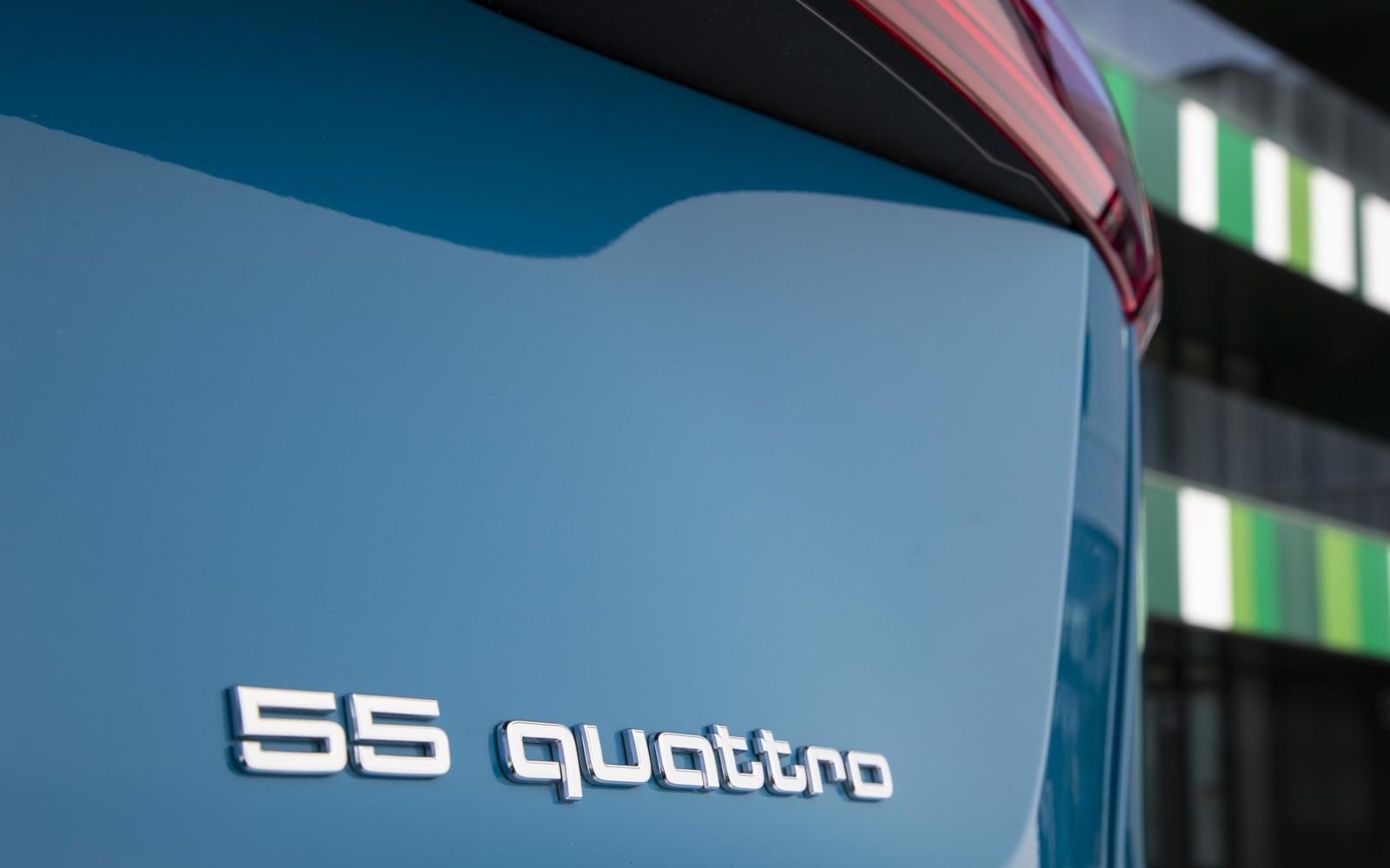 Foto de Audi e-tron (61/111)