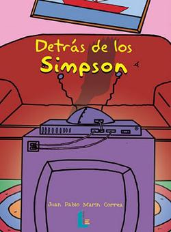Libro: 'Detrás de Los Simpson'