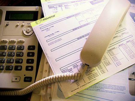 Reclamaciones en servicios de telecomunicaciones