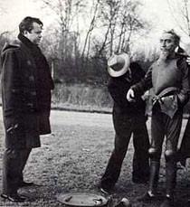 Emilio Ruiz Barrachina prepara un documental sobre la España de Orson Welles