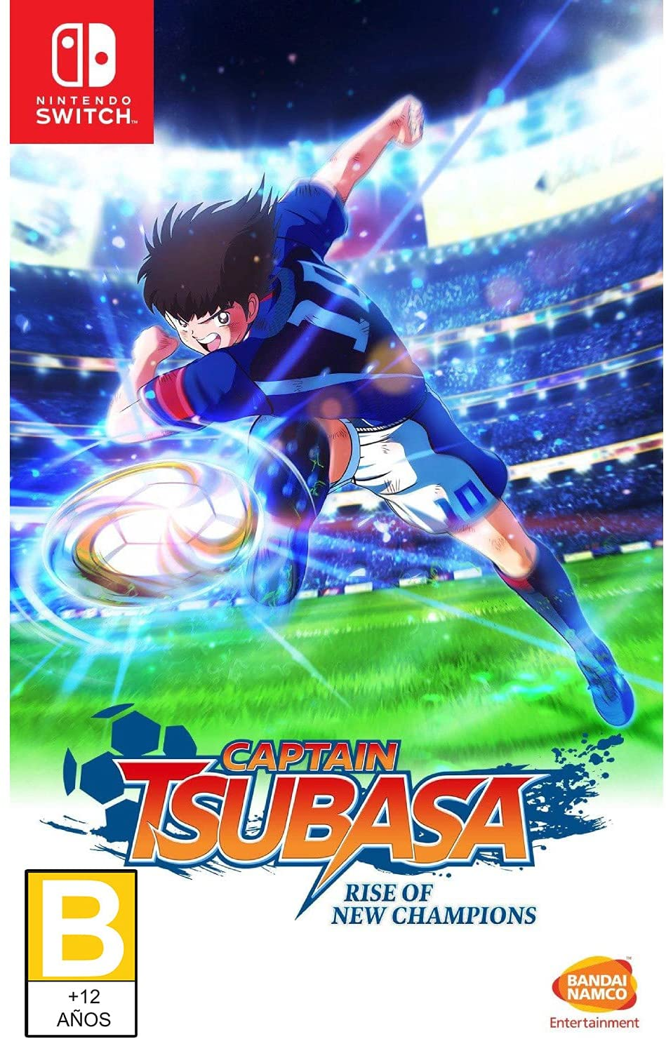 Captain Tsubasa: Rise of New Champions para Nintendo Switch