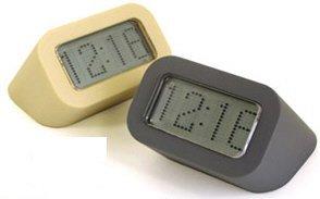 Touchscreen clock