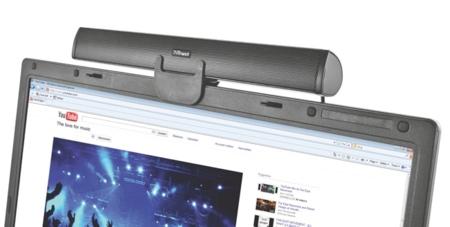 Trust Rayo Stereo Notebook Speaker, un altavoz para tu portátil