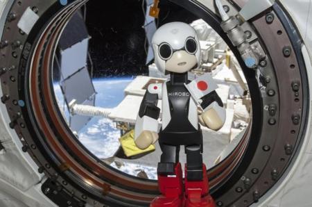 Kirobo, el primer paso hacia tripulaciones espaciales sin humanos
