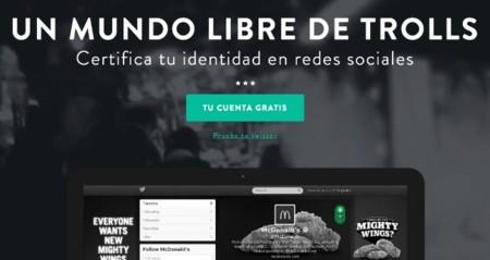 """Usertify, una plataforma web que quiere declararle la guerra a los """"trolls"""""""