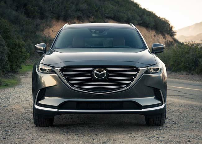 Foto de Mazda CX-9 (3/16)