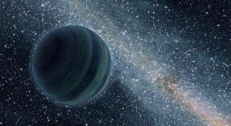 Planetas que no tienen estrella