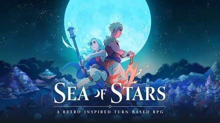Así es Sea of Stars, un nuevo RPG ambientado en el mismo universo que el popular The Messenger