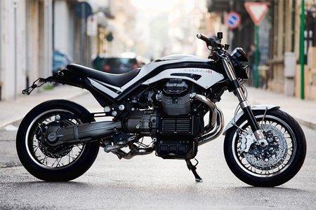 Moto Guzzi Calibro 11, aires deportivos en una moto exclusiva y original