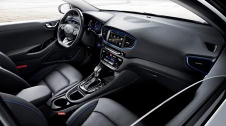 Ioniq A Leap Forward For Hybrid Vehicles Interior