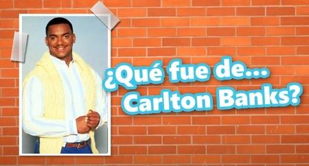 ¿Qué fue de... Alfonso Ribeiro, aka Carlton Banks?