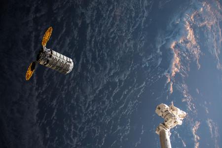 Orbital Atk S Cygnus Iss Nasa Bueno