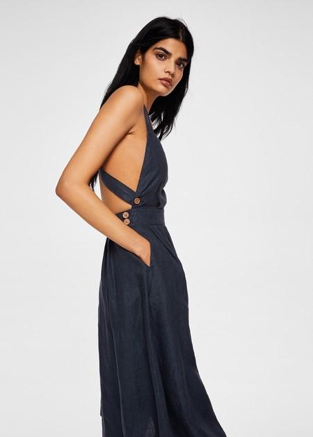 9f31d25e8 Vestidos de lino para el verano de Zara, Mango, Bershka, Oysho