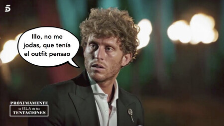 """Gonzalo Montoya se queda sin ir de colaborador al debate de 'La Isla de las Tentaciones': """"Jode tío"""""""