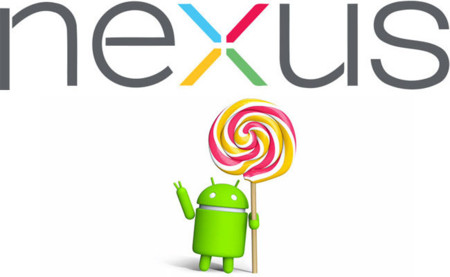 Google Nexus Lollipop