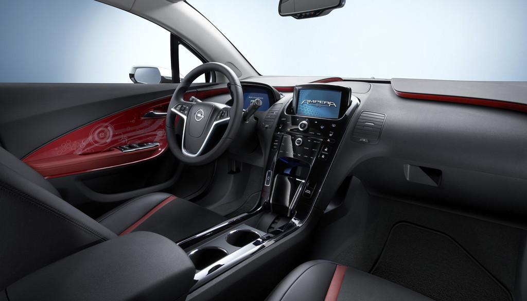 Foto de Opel Ampera (prototipo) (13/20)