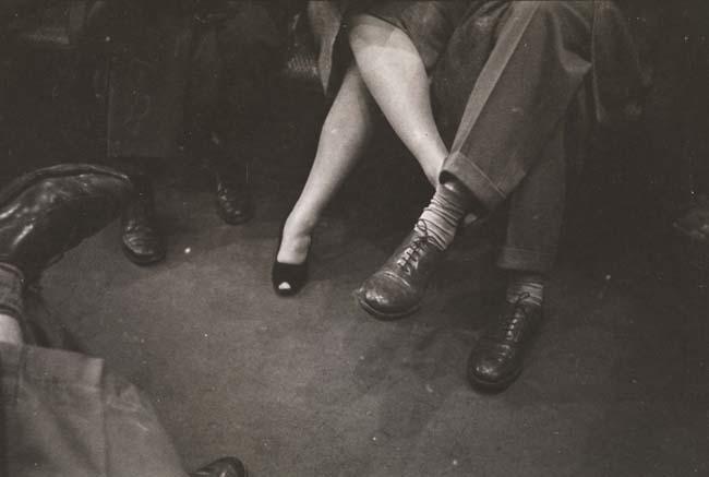 Foto de Stanley Kubrick y el metro de Nueva York (2/10)