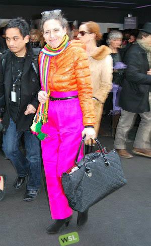 Streetstyle en los desfiles de la Semana de la Moda de Nueva York: una semana de imágenes